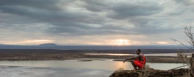 Autour du lac Magadi