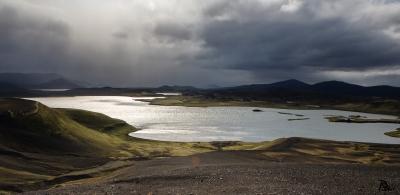 Les lacs du Veiðivötn