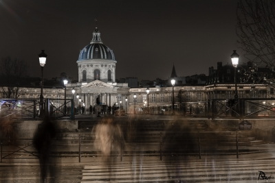 Paris Pont des Arts 2