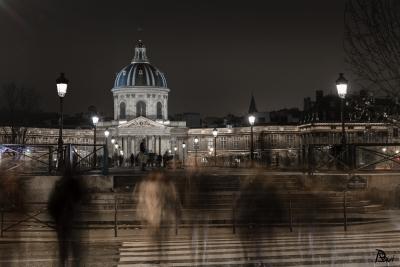 Paris Pont des Arts 2