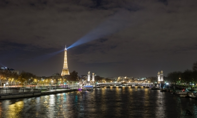 Paris seine 3