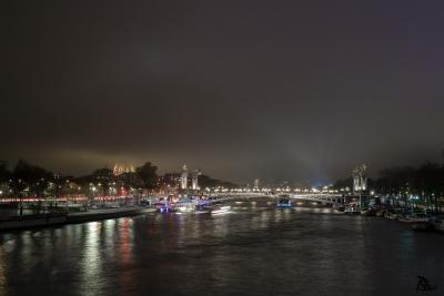 Paris seine 6