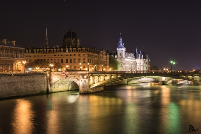 Paris seine 1