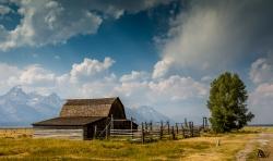 La ferme de Moulton Barn