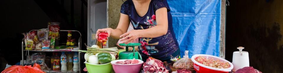 Le Vietnam – 3 – La cuisine de rue